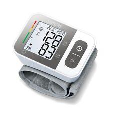 SANITAS SBC 15 Blutdruckmessgerät Vollautomatische Blutdruck und Pulsmessung NEU