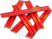 Pack of 12 Carpenter Constriction Drywall Drawing Industrial Marking Tool Pencil