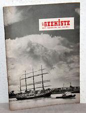 Die SEEKISTE - Heft 9 / 1956 - Ein Journal der Schiffahrt