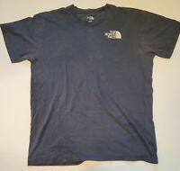 The North Face Mount Mt.Everest Nepal Tibet sz XL Navy blue graphic t-shirt