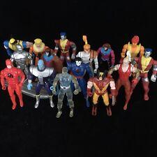 Vintage Rare 90S Toybiz Marvel DC Action Figures Avengers X-men Fantastic Four