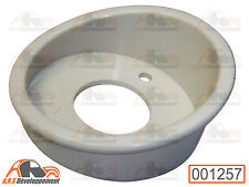 ENJOLIVEUR gris NEUF pour clignotant gauche (TURNLIGHT) de Citroen 2CV  -1257-