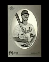2020 Topps Allen & Ginter PETE ALONSO Jumbo Cabinet Box Loader Topper Mets