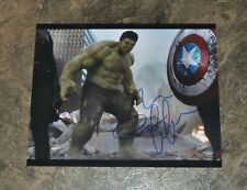 MARK RUFFALO ~ ORIGINAL SIGNED / AUTOGRAPHED 8x10 AVENGERS HULK PHOTO w/COA 2