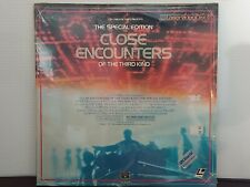 Close Encounters Of The Third Kind The Special Edition Laserdisc Sealed New
