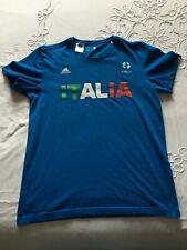 Official Italia Italy Adidas Soccer Futbol Jersey Shirt Medium size Euro 2016