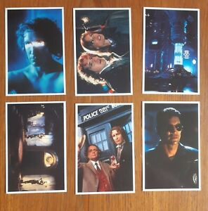 Doctor Who 1996 Postcards - VERY GOOD Condition