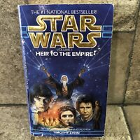 Star Wars: Heir To The Empire (Volume 1) by Timothy Zahn paperback