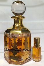 EGYPTIAN MUSK ARABIAN PERFUME OIL-SWEET-THICK-LONG LASTING  ATTAR/ ITR 3ML