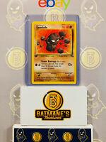 Geodude 47/62 1st Edition NM Near Mint Fossil Set Non-Holo Pokemon Card