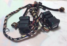 FERRARI F430 coupé Manuel Boîte à fusibles Wiring Loom, partie arrière câbles, 218508, OEM