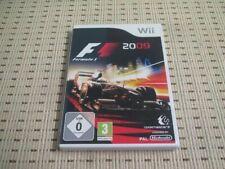 F1 2009 Formula 1 für Nintendo Wii und Wii U *OVP*