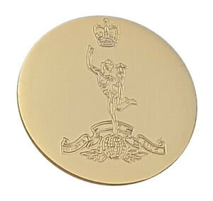 Royal Corps of Signals Blazer Button