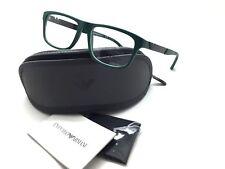 a3c6d1c87b5b Emporio Armani Green Square Eyeglass Frames for sale