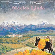 Mexico Lindo-Cd-sampler - (Philips)