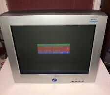 VINTAGE emachines  786N CRT Eview Computer Monitor  - for VINTAGE GAMING SYSTEM