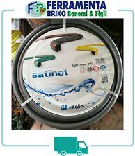 SATINET tubo irrigazione giardino 3/4 grigio 50 m metri