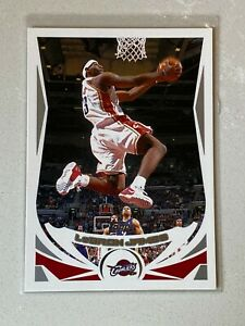 2004-05 Topps LeBron James #23 (LeBron 2nd Year Rookie Card)