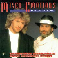 (CD) Mixed Emotions - Ihre Grossen Hits - You Want Love (Maria, Maria), u.a.