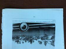 f1l ephemera reprint picture trip to southsea charabanc 1920s