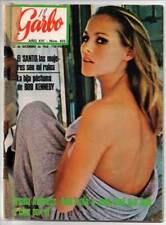 Revista Garbo Nº 825 - 25-12-1968 - Ursula Andress, Balduino y Fabiola, Dalida,