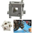 Car Disc Brake Calliper Piston Cube Wind Back Rewind Tool 3/8in Square Drive