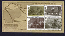 2016 la grande guerre 1916 mini feuille de menthe-no barcode MS3848
