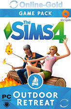 The Sims 4 Gita All'Aria Aperta Outdoor Retreat - PC Origin codice digitale - IT