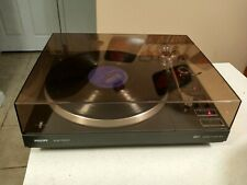 Philips Super Electronic 867 Direct Control Turntable IN EXCELLENT CONDITION