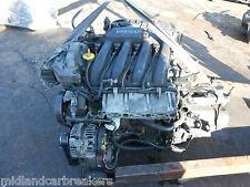 RENAULT MEGANE MK1 1999 1.4 16V ENGINE & 5 SPEED MANUAL GEARBOX K4JC750 JB1946