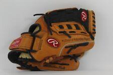 "Rawlings Pp11P Rht 11"" Derek Jeter Autograph Leather Baseball Glove Great Shape"