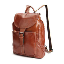 Women's Mini Backpack Genuine Leather Real Cowhide Portable Carry Bag  New