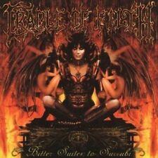 Bitter Suites to Succubi Cradle of Filth 2004 CD