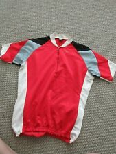 Descente Me's Cycling Jersey Red size L