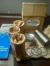Allis Chalmers Wd, Wd45, Wc, Sleeve & Piston Kit With Gasket Kit