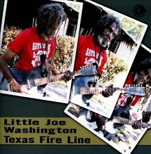 NEW - Texas Fire Line by Little Joe Washington