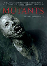 Mutants (DVD, 2010) Helene De Fougerolles, Francis Renaud French Horror Zombies