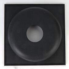 Für Sinar Horseman Recessed Lens Board Objektiv Platte # 0 27mm NEU