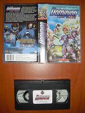 New Dominion Tank Police Acto VIII (8) [Anime VHS] Manga Films Edición Española