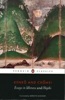 Essays in Idleness and Hojoki, Paperback by Kenko, Yoshida; Chomei, Kamo No; ...