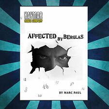 Affected By Berglas by Marc Paul - INCREDIBLE ACAAN! Includes DVD and deck!