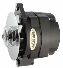 TUFF-STUFF 7127NKB12 GM Alternator 140 amp 1- Wire Black 12 Clocking