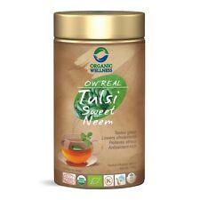 Tulsi Sweet Neem Tea 100gm By Organic Wellness Free Shipping