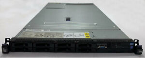 "IBM System x3550 M4 7914-62G 2x 8C E5-2665 128GB Ram 4x 2.5"" HDD Bay 1U Server"