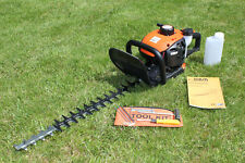 Garden Hedge Trimmer Petrol Fully Adjustable 180 degree handle - 2 stroke