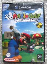 Mario Golf Toadstool Tour Nintendo Gamecube ITA