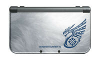 The *NEW* Nintendo 3DS XL Monster Hunter 4 Ultimate Edition NEW + Warranty!!