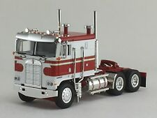 1/64 DCP RED/WHITE KENWORTH K100 COE
