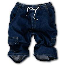 Übergröße Jeans Schlupfhose Cargo 3XL 4XL 5XL 6XL XXXXL XXXXXL XXXXXXL Bermuda
