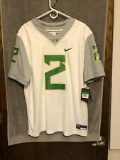 Oregon Ducks Football Nike Authentic Limited Men Of Oregon Football Jersey Sz XL